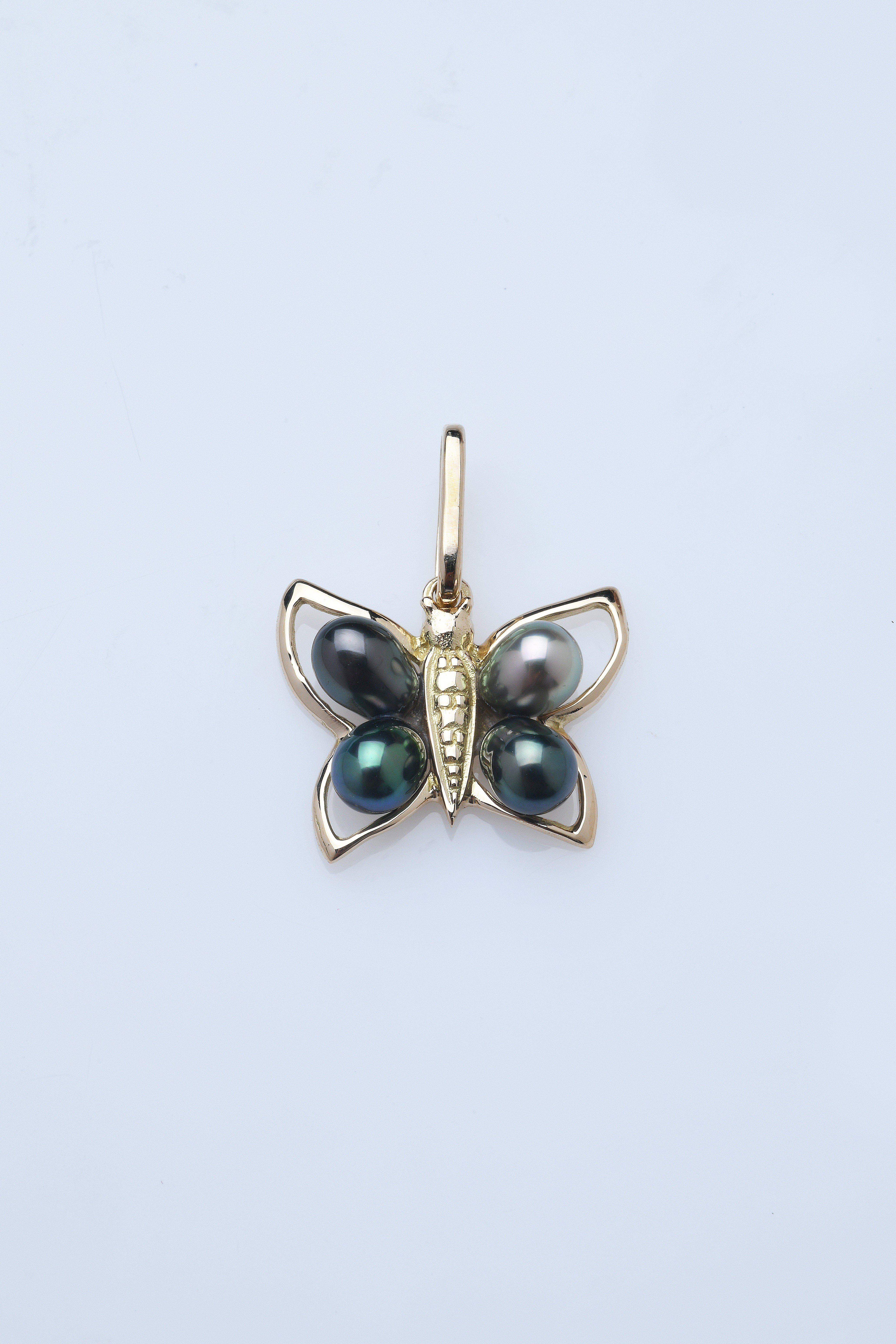 """Papillon Keishis"" - Or 18 carats"