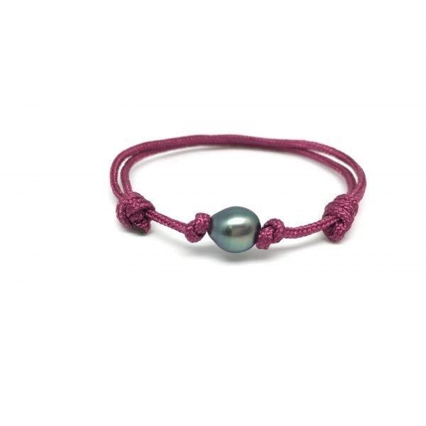 Bracelet BB keishi - Myrtille