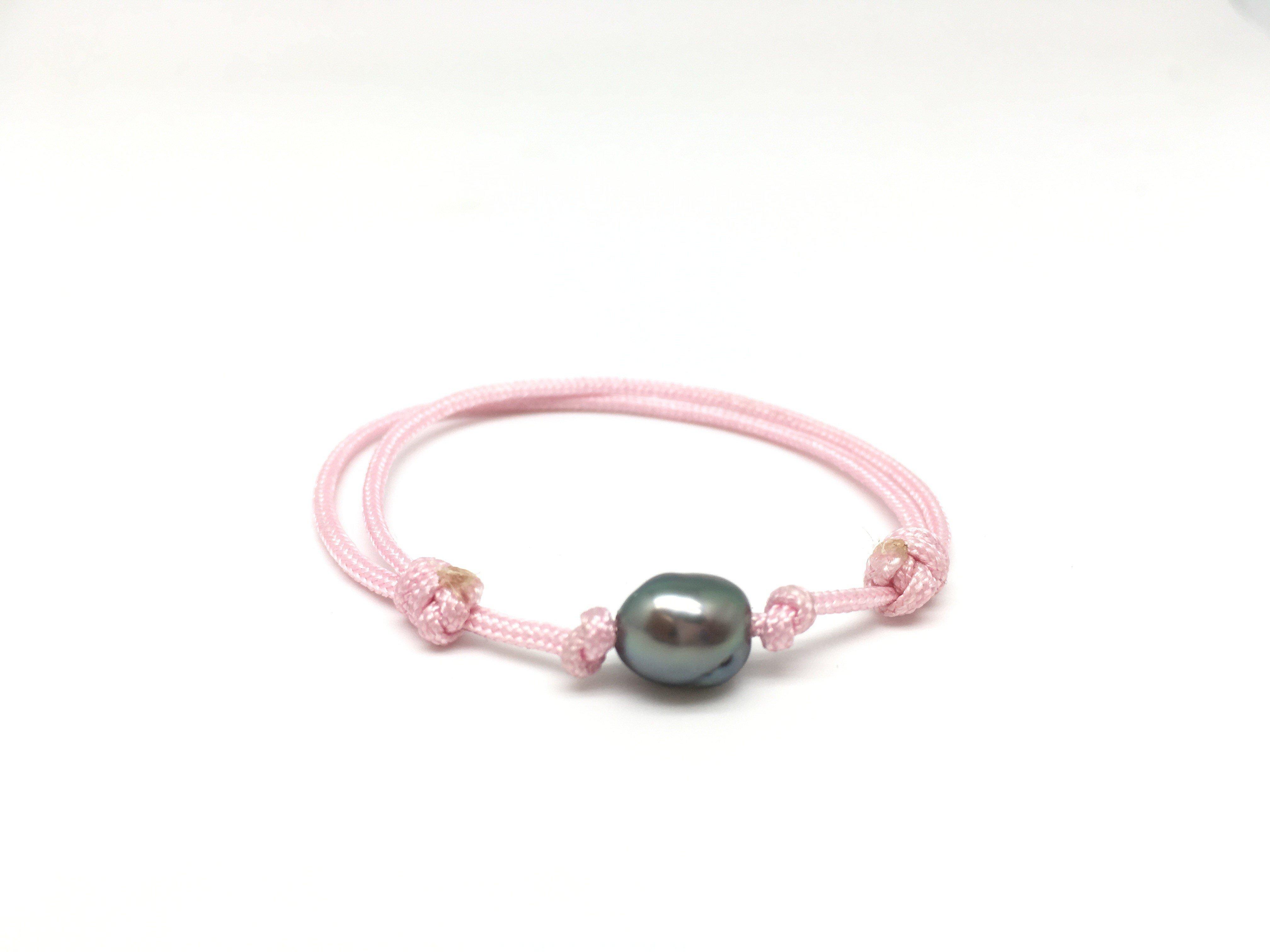 Bracelet BB keishi - Rose bonbon