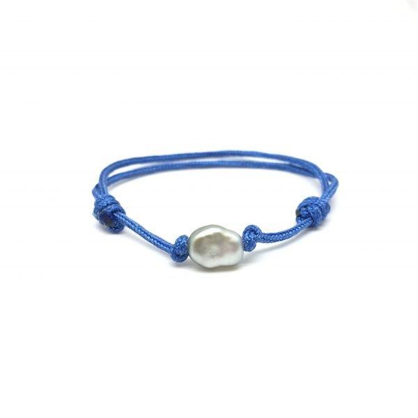 Bracelet BB keishi - Bleu