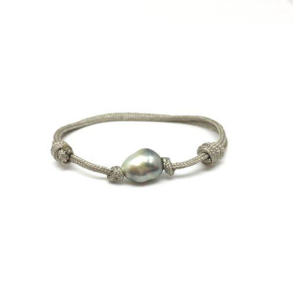 Bracelet BB keishi - Gris