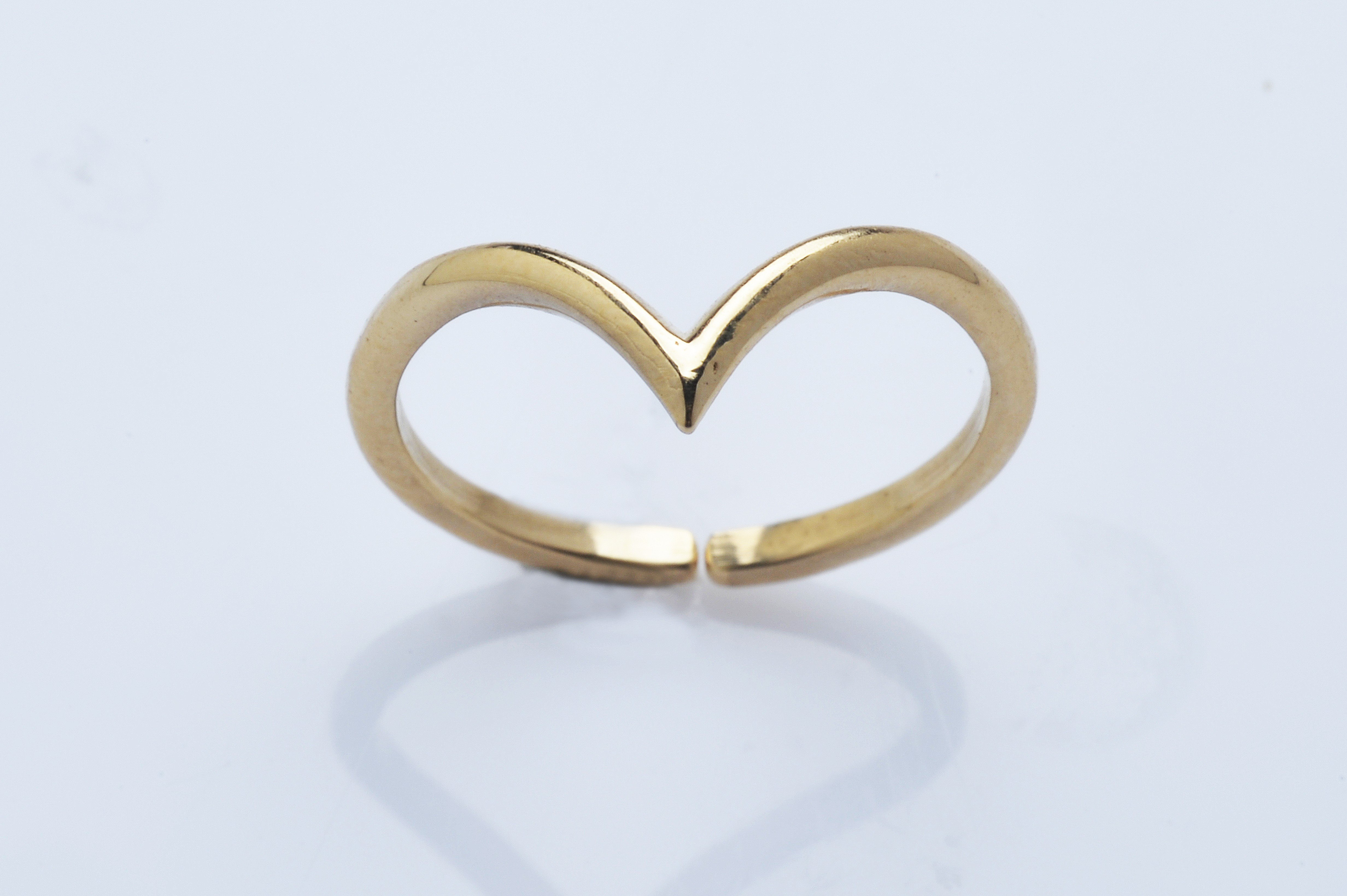Bague de pied Pointe - Or 18 cts