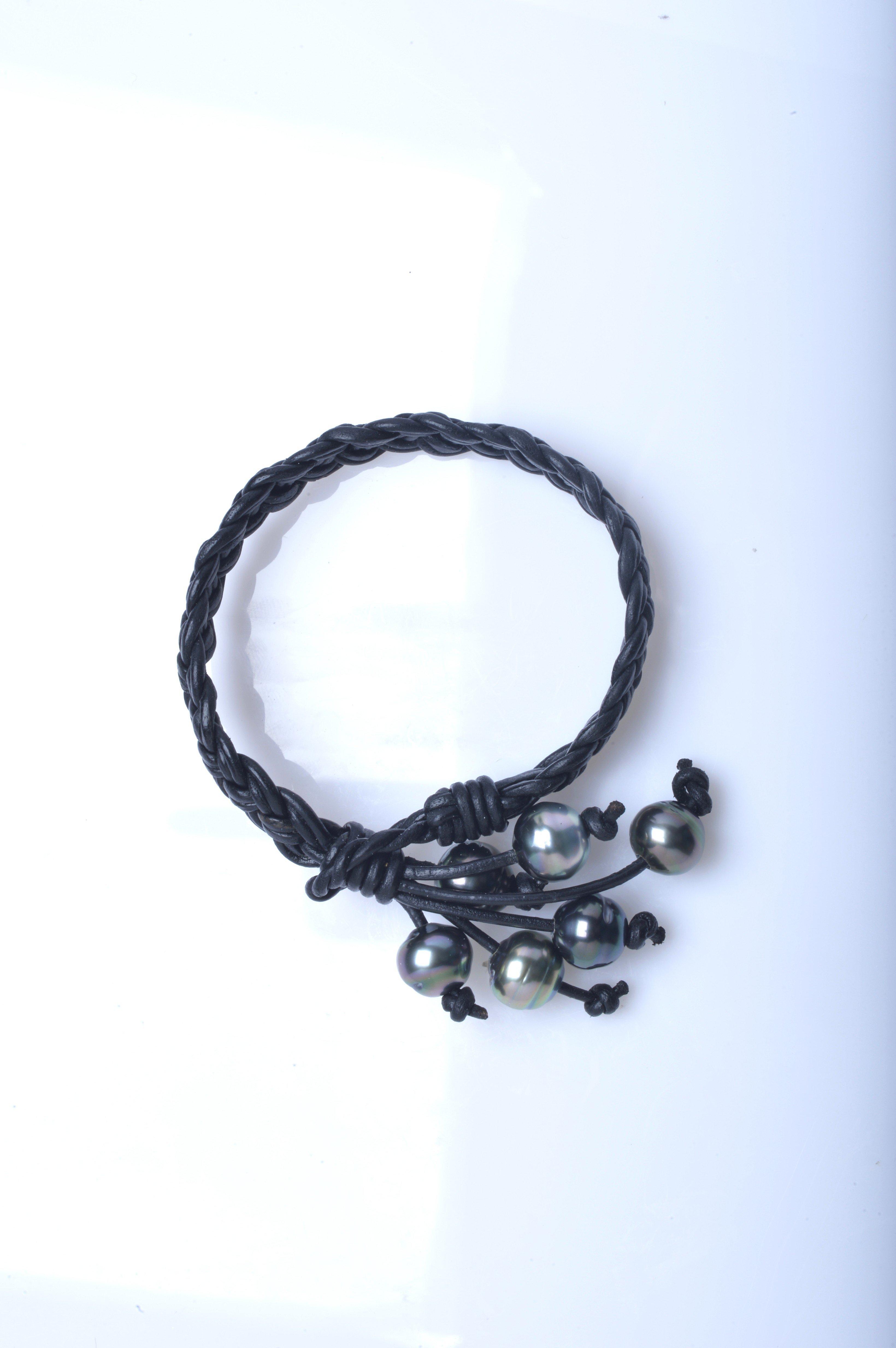 """""""Yuma"""" Bracelet cuir"""