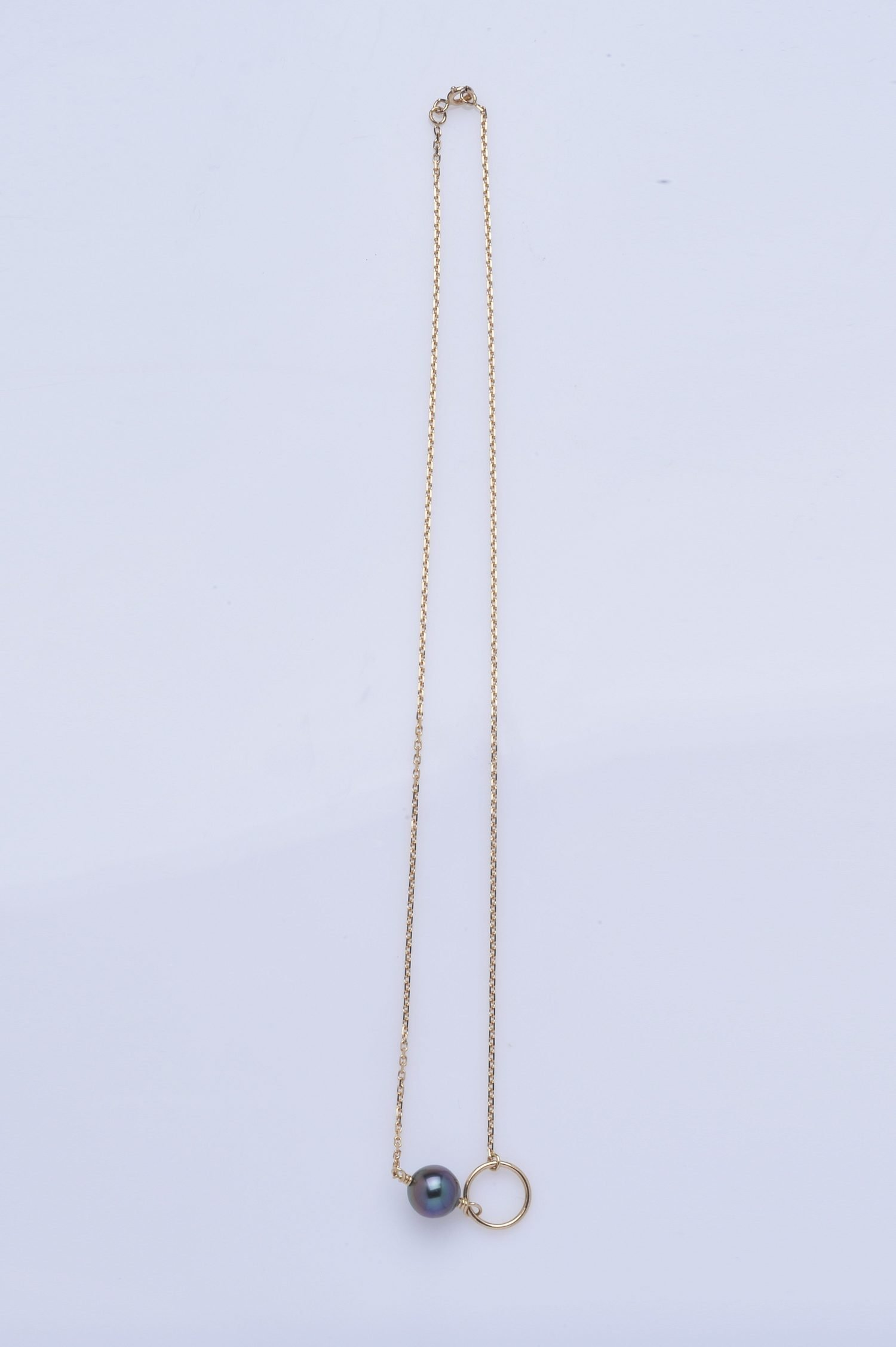 """""""Eïleen"""" - Collier Or 18 cts"""