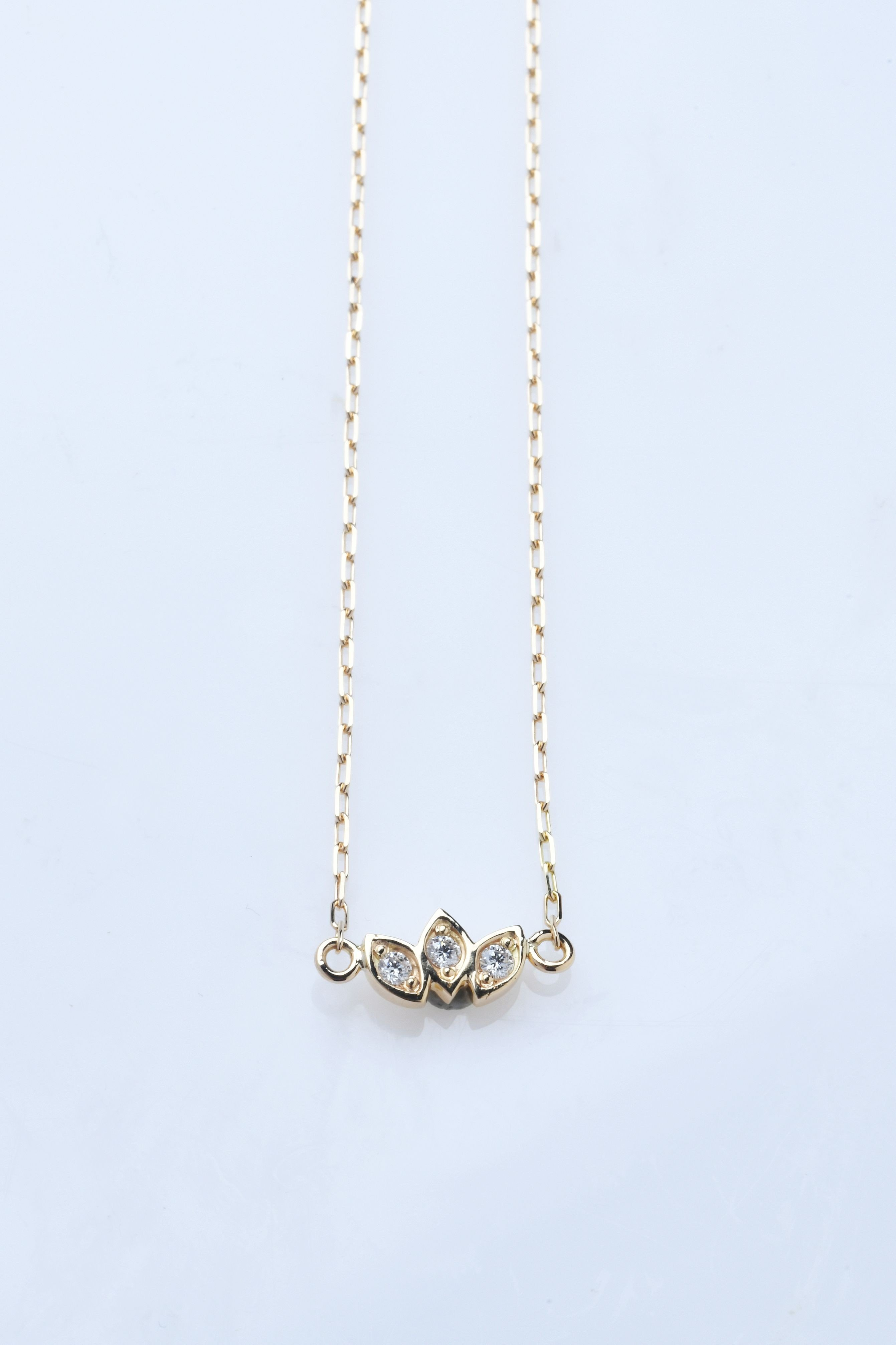 Capucine - Collier or 18 cts